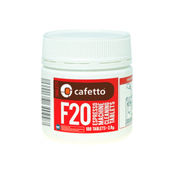 Espresso cleaning tablets F20