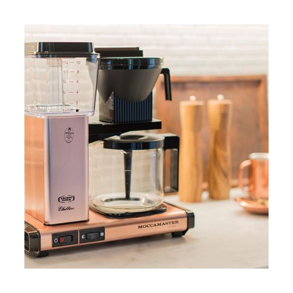 MOCCAMASTER SELECT COPPER