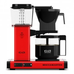 MOCCAMASTER SELECT RED