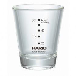 HARIO SHOT GLASS 60ML