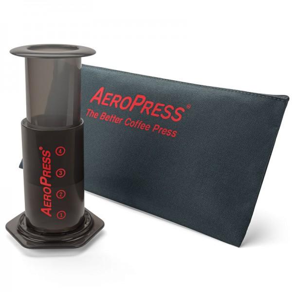 AEROPRESS CON BOLSA DE VIAJE