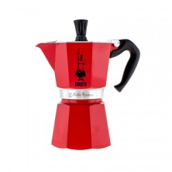 BIALETTI MOKA RED EXPRESS 6TZ