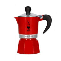 BIALETTI RAINBOW RED 1TZ