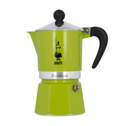 BIALETTI RAINBOW GREEN 3TZ