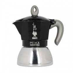 BIALETTI INDUCTION BLACK 4TZ