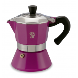 MOKA PURPLE BELLEXPRESS 6 TZ