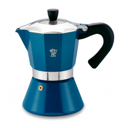 MOKA BLUE BELLEXPRESS 6 TZ
