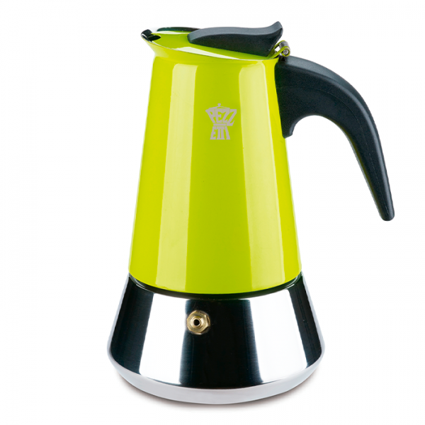 MOKA GREEN STEELEXPRESS 6 TZ