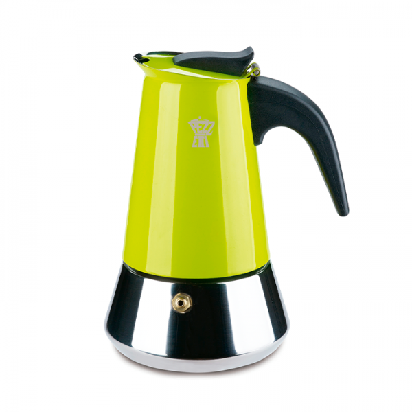 MOKA GREEN STEELEXPRESS 4 TZ