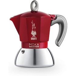 BIALETTI INDUCTION RED 2TZ