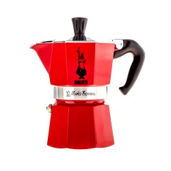 BIALETTI EXPRESS RED 3 TZ