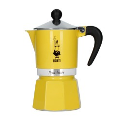 BIALETTI RAINBOW YELLOW 6 TZ