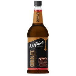 DAVINCI CHOCOLATE SYRUP