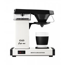 MOCCAMASTER CUP ONE WHITE