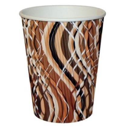 Vasos Take Away Cartón triple 360 ml