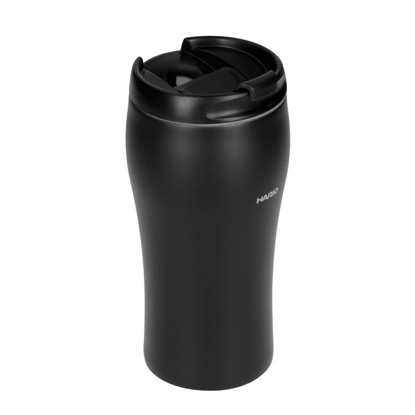 HARIO INSULATED TUMBLER BLACK