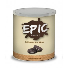 EPIC FRAPPÉ COOKIES & CREAM 2KG