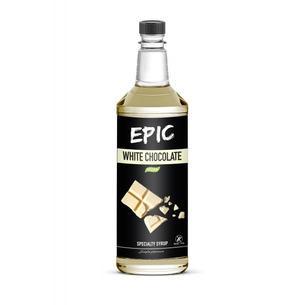 EPIC WHITE CHOCOLATE SYRUP