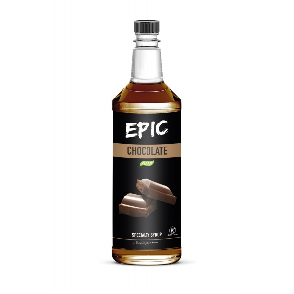 EPIC CHOCOLATE SYRUP