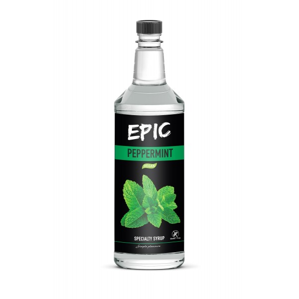 EPIC PEPERMINT SYRUP