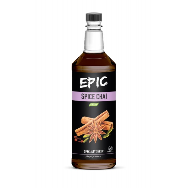EPIC SPICE CHAI SYRUP
