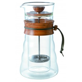 Coffee Press 400ml - Doble cristal HARIO