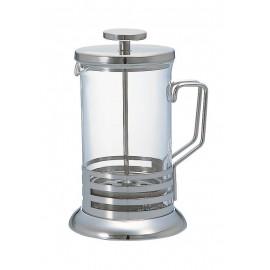 Cafetera 4 copas - embolo HARIO