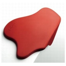 Cafelat red silicone tamping mat