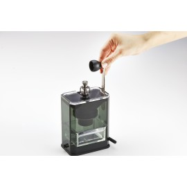 Clear Coffee Grinder Hario