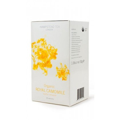 Hampstead Royal Camomile tea